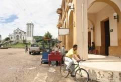 De kerk van San Juan