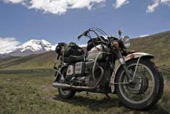 The Guzzi and the Chimbo